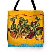 Gumbo Ladies Tote Bag by Aisha Lumumba