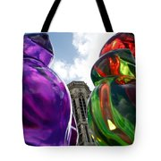 Gummy Bears In Paris Tote Bag