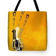 Gun 16 Tote Bag
