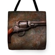 Gun - Police - Dance For Me Tote Bag