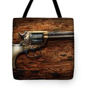 Gun - Police - True Grit Tote Bag