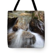 Gushing Water Tote Bag