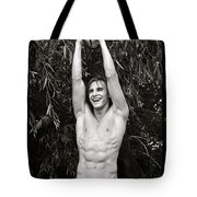 guy Tote Bag
