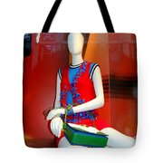 Gym Socks And Jewels Tote Bag