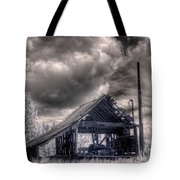 Gypsy Bay Road Lumber Mill 3 Tote Bag