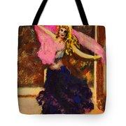 Gypsy Dancer Tote Bag