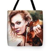 Gypsy In My Soul Tote Bag
