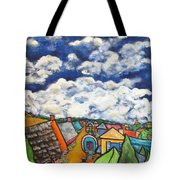 Gypsy Pilgramage Provence Tote Bag by Chaline Ouellet