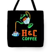 H And C Sign Tote Bag