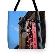 H Street Tote Bag