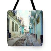 Habana Street Tote Bag