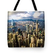 Habour View Tote Bag