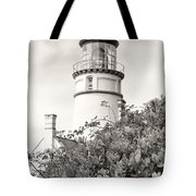 Haceta Head Lighthouse 2 Tote Bag