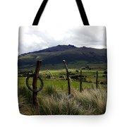 Hacienda El Porvenir Ranch View Tote Bag