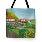Hacienda Gripinas Old Coffee Plantation Tote Bag