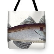 Haddock Tote Bag