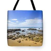 Hadera Mediterranean Beach Tote Bag