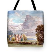 Hadlow Stand Of Oasts Tote Bag