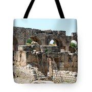 Hadrian's Baths Tote Bag