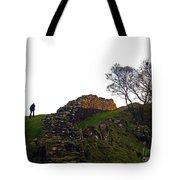 Hadrians Wall Tote Bag