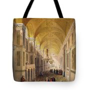 Haghia Sophia, Plate 2 The Narthex Tote Bag by Gaspard Fossati