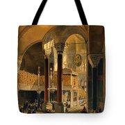 Haghia Sophia, Plate 8 The Imperial Tote Bag