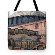 Hagia Sofia Close Up Tote Bag