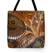 Hagia Sofia Interior 01 Tote Bag
