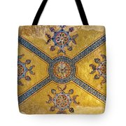 Hagia Sofia Interior 03 Tote Bag