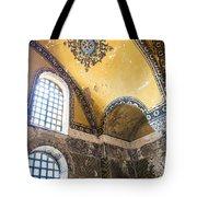 Hagia Sofia Interior 14 Tote Bag