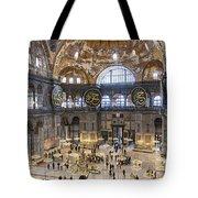 Hagia Sofia Interior 42 Tote Bag
