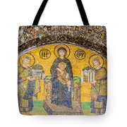 Hagia Sofia Mosaic 03 Tote Bag