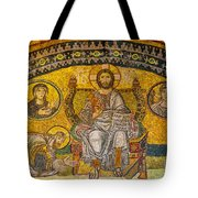 Hagia Sofia Mosaic 04 Tote Bag
