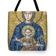 Hagia Sofia Mosaic 05 Tote Bag