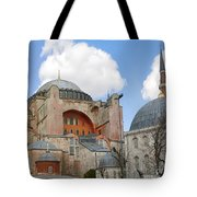Hagia Sophia 02 Tote Bag