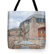 Hagia Sophia 10 Tote Bag