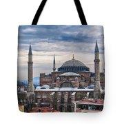 Hagia Sophia 19 Tote Bag