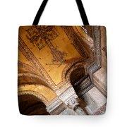 Hagia Sophia Arch Mosaics Tote Bag