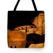 Hagia Sophia At Night Tote Bag