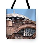 Hagia Sophia Curves 01 Tote Bag