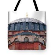 Hagia Sophia Curves 02 Tote Bag