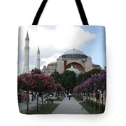 Hagia Sophia I - Istanbul - Turkey Tote Bag