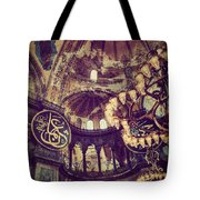 Hagia Sophia Lighting Tote Bag