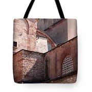 Hagia Sophia Walls 02 Tote Bag
