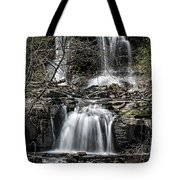 Haines Falls Tote Bag