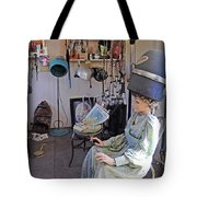Hairdresser Work Tote Bag
