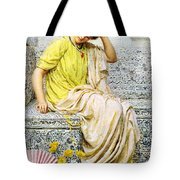 Hairpins Tote Bag