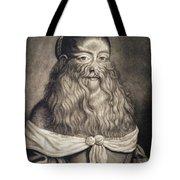 Hairy Maid, 17th Century Tote Bag
