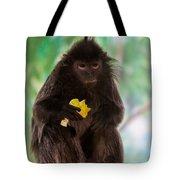 Hairy Monkey Tote Bag