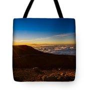 Haleakala Burst Tote Bag